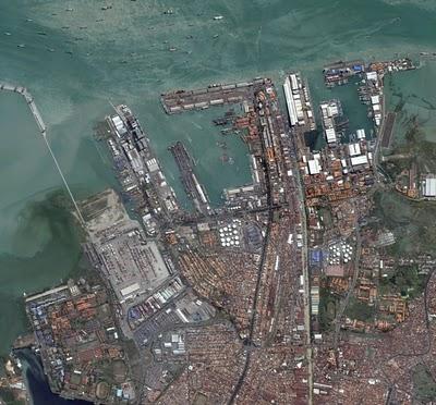 Jual Citra Satelit Resolusi Tinggi