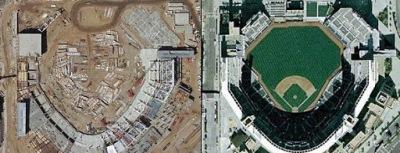 Jual Citra Satelit Untuk Konstruksi