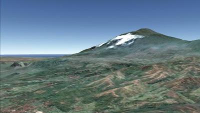 Jual Citra Satelit Untuk Visualisasi 3D