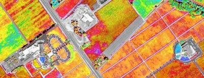 Jual Citra Satelit Untuk Pertanian dan Perkebunan