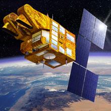 Jual Citra Satelit SPOT-5